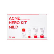 Cosrx Acne hero kit-mild Набор из миниатюр для лечения акне