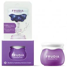 Frudia Blueberry Intensive hydrating cream, 10г Крем интенсивно увлажняющий с черникой