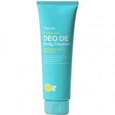 Pedison Deo de body cleanser, 100мл Гель для душа лимон/мята