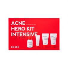 Cosrx Acne hero kit-intensive Набор из миниатюр для лечения акне
