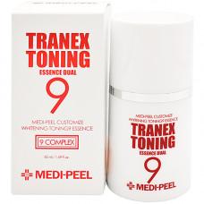 Medi-Peel Tranex toning 9 essence dual, 50мл Эссенция тонизирующая