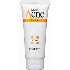 Rosette The men's foam for problematic skin, 120г Пенка мужская для проблемной кожи с шиповником