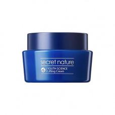 Secret Nature Youth science lifting cream, 50мл Крем-лифтинг для лица питательный