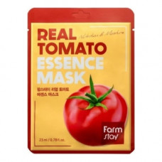 FarmStay Real tomato essence mask, 23мл Маска тканевая для лица с экстрактом томата