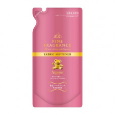 Nissan Fine fragrance amour, 500мл Кондиционер для белья с цветочно шипровым ароматом з/б