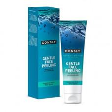 Consly Gentle face peeling with hyaluronic acid and agave, 120мл Гель для деликатного очищения