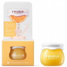 Frudia Citrus brightening cream, 10г Крем для сияния кожи с цитрусом