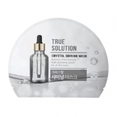 Celranico True solution crystal shining mask, 23мл Маска тканевая для сияния кожи