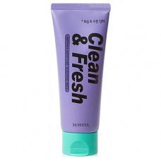 Eunyul Clean & fresh intense moisture sleeping pack, 120мл Маска ночная интенсивно увлажняющая
