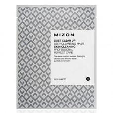 Mizon Dust clean up deep cleansing mask, 30г Маска тканевая очищающая