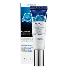 FarmStay Collagen water full moist eye cream, 50мл Крем вокруг глаз с коллагеном