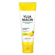 Some By Mi Yuja niacin brightening moisture gel cream, 100мл Гель крем остветляющий