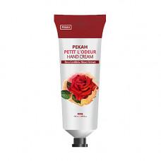 Pekah Petit l'odeur hand cream rose, 30мл Крем для рук с розой
