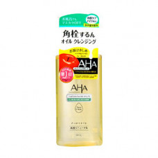 BCL Aha cleansing oil, 200мл Гидрофильное масло для снятия макияжа с фруктовыми кислотами