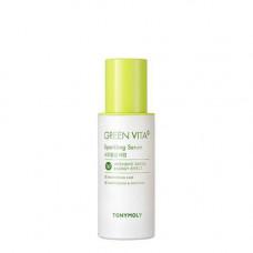 Tony Moly Green vita c sparkling serum, 55мл Сыворотка сияющая с витамином С