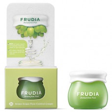 Frudia Green grape pore control cream, 10г Крем себорегулирующий с виноградом