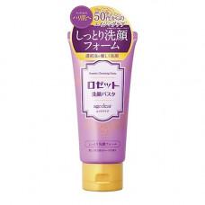 Rosette Face wash foam for dry skin, 120г Пенка для умывания для сухой кожи