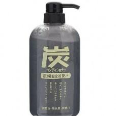 JunLove Charcoal conditioner, 600мл Кондиционер для волос с древесным углем