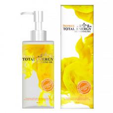 Deoproce Cleansing oil total energy, 200мл Масло гидрофильное для чувствительной кожи