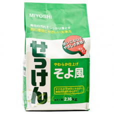 Miyoshi Miyoshi's soap 2.16кг Мыло для стирки порошковое с ароматом цветочного букета