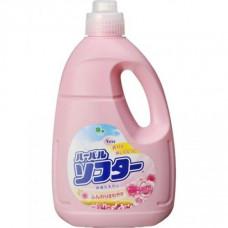 Mitsuei Herbal softer, 2000мл Кондиционер для белья с ароматом белых цветов