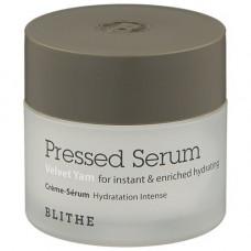 Blithe Pressed serum velvet yam, 20мл Сыворотка спрессованная увлажняющая ямс