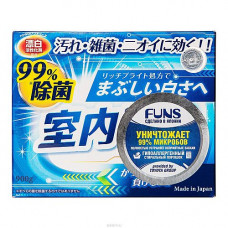 Funs , 900г Порошок стиральный для чистоты вещей и сушки белья в помещении