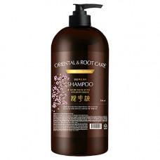 Pedison Institut-beaute oriental root care shampoo, 750мл Шампунь с восточными травами
