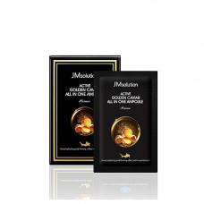 JMsolution Ampoule prime golden caviar, 2мл*30шт Сыворотка ампульная с золотом и икрой