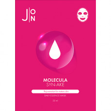 J:on Molecula syn-ake daily essence mask, 23мл Маска для лица тканевая с змеиным пептидом
