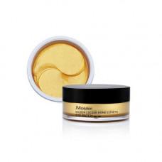 JMsolution Golden cocoon home esthetic eye patch, 60шт Патчи с экстрактом золотого шелкопряда