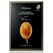 JMsolution Honey luminous royal propolis mask, 30мл Маска восстанавливающая с прополисом