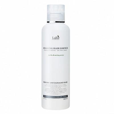 Lador Eco silk-ring hair essence, 160мл Эссенция для повреждённых волос шёлковая