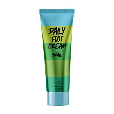 J:on Snail daily foot cream, 100мл Крем для ног