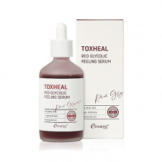 Esthetic House Toxheal red glyucolic peeling serum, 100мл Пилинг сыворотка гликолевая