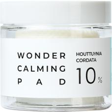 Esthetic House Wonder calming pad, 60шт Подушечки косметические успокаивающие