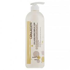 Esthetic House Collagen herb complex skin, 1000мл Тоник для лица с коллагеном и растит.экстрактами