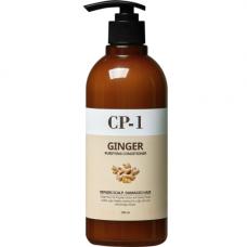Esthetic House Ginger purifying conditioner, 500мл Кондиционер для волос имбирный