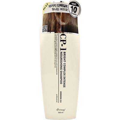 Esthetic House CP-1 BC Intense nourishing shampoo 2.0, 500мл Шампунь для волос протеиновый