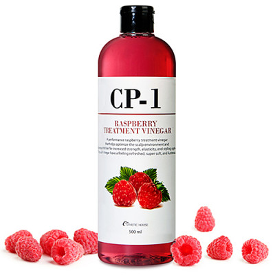 Esthetic House CP-1 Raspberry treatment vinegar, 500мл Кондиционер на основе малинового уксуса