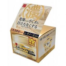 Sana Wrinkle gel cream, 100г Крем гель увлажняющий и подтягивающий с ретинолом и изофлавонами сои