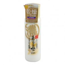 Sana Wrinkle milk, 150мл Молочко увлажняющее и подтягивающее с ретинолом и изофлавонами сои