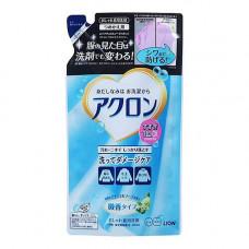 Lion Acron, 400мл Средство для стирки деликатных тканей с ароматом мыла з/б