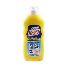 Lion Look, 400г Средство чистящее и полирующее для ванной с ароматом цитрусовых
