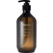 Busch Volume energy shampoo, 500мл Шампунь для волос против выпадения волос