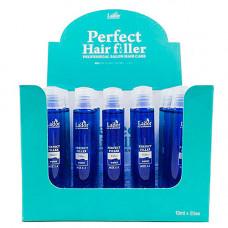 Lador Perfect hair filler, 13мл*20шт Филлер для восстановления волос