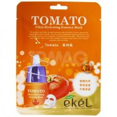 Ekel Essence mask tomato, 25г Маска для лица тканевая с томатами