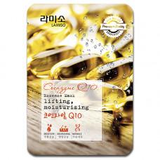 La Miso Coenzyme Q10 essence mask sheet, 23г Маска с экстрактом Коэнзима Q10