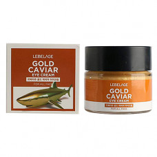 Lebelage Gold caviar eye cream, 70мл Крем для глаз с экстрактом икры