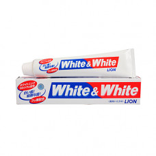 Lion White & White, 150г Зубная паста